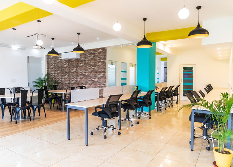 Co Working Space In Delhi I Office Space For Rent Spring House